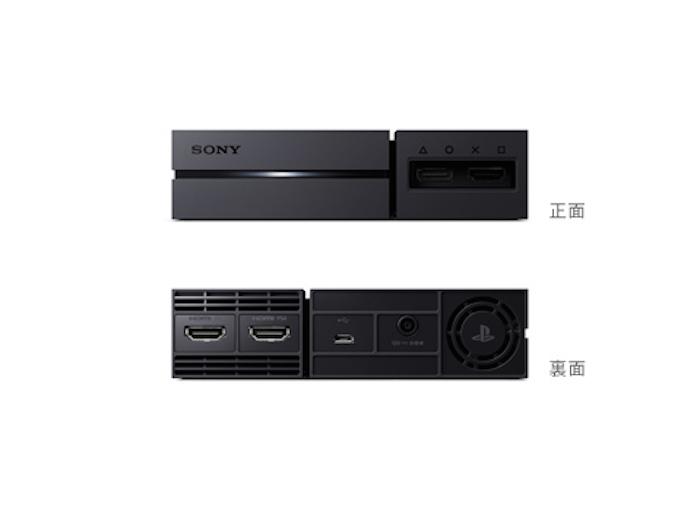 PlayStation VRのプロセッサーユニット