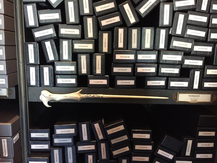ヴォルデモートの杖