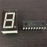 PICマイコン(16F648A)と7セグ