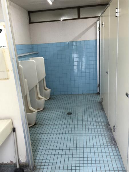 汚すぎるトイレ1