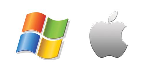 Windows と Mac