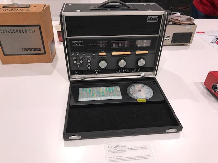 CRF-230(ソニー)