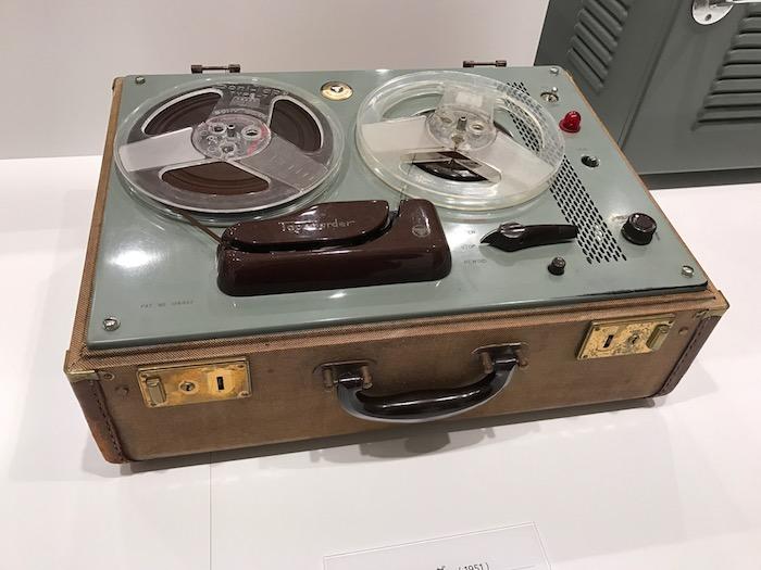 テープレコーダー(ソニー)
