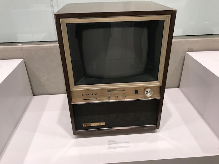 テレビ(ソニー)