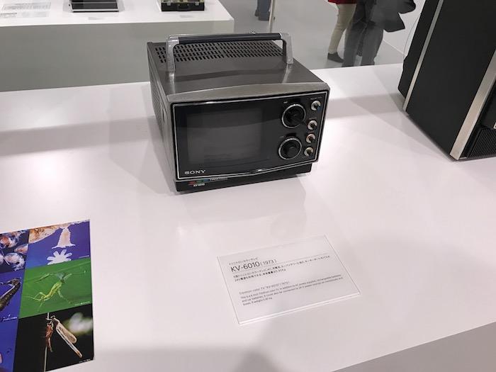 トリニトロンカラーテレビ(ソニー)