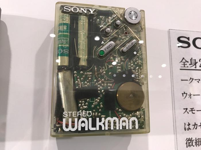 ウォークマン