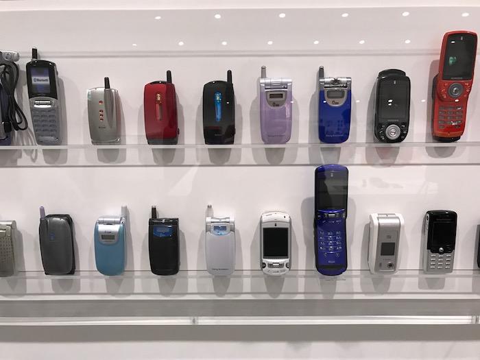 携帯電話・スマートフォン(ソニー)