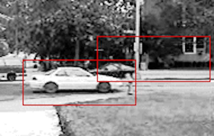 自動車を検出