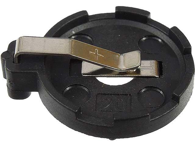 ボタン電池用のホルダー(CR2032)