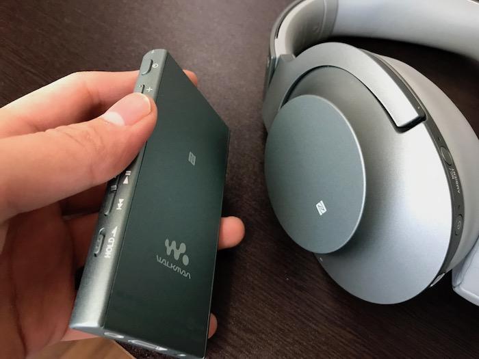 ノイズキャンセリングヘッドホン(WH-H900N)