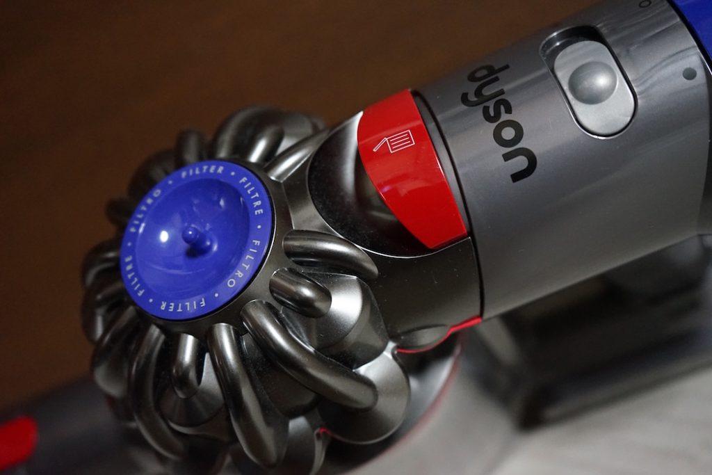 ダイソン V8 Fluffy+