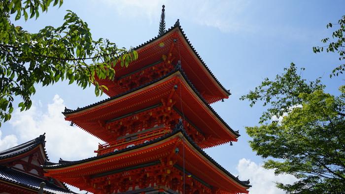 京都旅行2018
